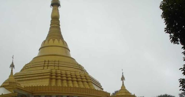 Vipassan pagoda