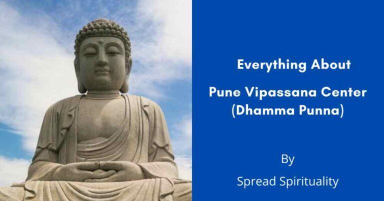 Pune Vipassana Center. Learn Vipassana Meditation in Pune