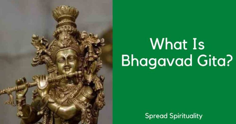What is Bhagavad Gita? Complete Information with 18 chapters.